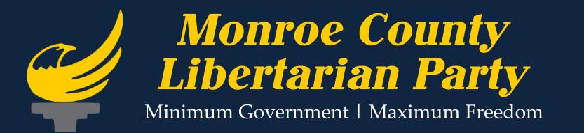 Monroe County Libertarian Party